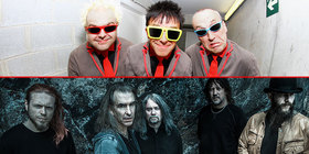 The Toy Dolls und New Model Army - Double Feature - 35. Zelt-Musik-Festival (ZMF)