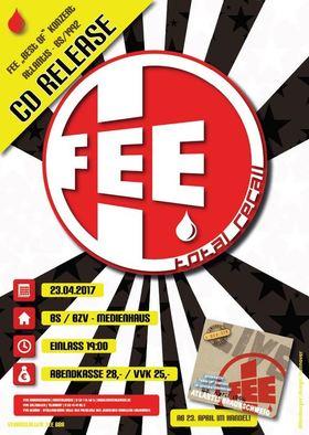 Bild: FEE - reloaded - FEE total recall - Rock mit Deutschen Texten
