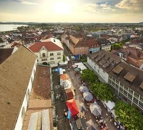 Bild: Auf den Spuren Radolfs - Klassische Stadtführung mit Einkehr auf dem Radolfzeller Abendmarkt