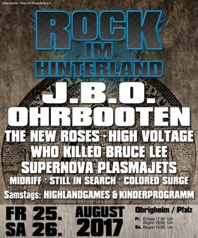 Bild: Rock im Hinterland 2017