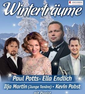 Bild: Gala-Konzert - mit Paul Potts, Ella Endlich, Ilja Martin & Kevin Pabst