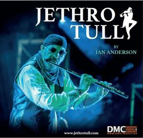 JETHRO TULL´S Ian Anderson