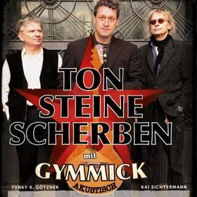 Bild: Kai und Funky von TON STEINE SCHERBEN mit Gymmick akkustisch - Der legendäre Groove von Ton Steine Scherben wieder auf Tour!