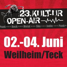 Bild: 23. Kult-Ur Open-Air (Drei-Tage-Ticket)