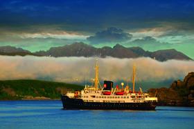 Bild: Hurtigruten - Traumtour entland Norwegens Küste