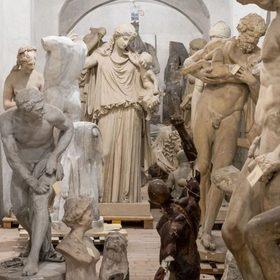 Bild: Zeichen nach der Antike - Die Glyptothek öffnet für Zeichennachmittag