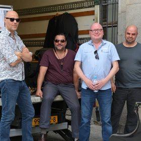 Bild: Galeriekonzert - New Royal Flaminga Band