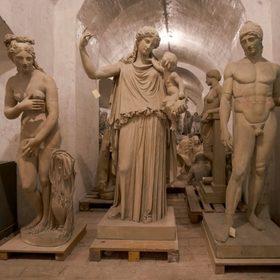 Bild: Vom Parthenonfries bis zu Michelangelos Pietà - Einblicke in die Gipsabgusssammlung