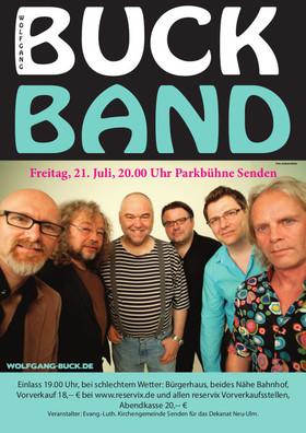 Bild: Wolfgang Buck Band - Konzert