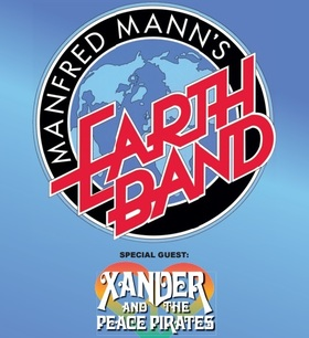 MANFRED MANN´S EARTH BAND - Support: Xander and the Peace Pirates