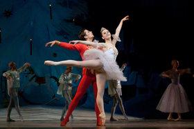 Bild: Nussknacker - Russisches Ballettfestival Moskau - Ein Ballettklassiker für die ganze Familie