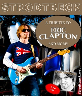 Bild: STRODTBECK - A TRIBUTE TO ERIC CLAPTON AND MORE!