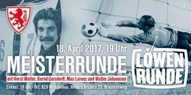 Bild: Löwenrunde #7 - Braunschweiger Sport-Talkshow