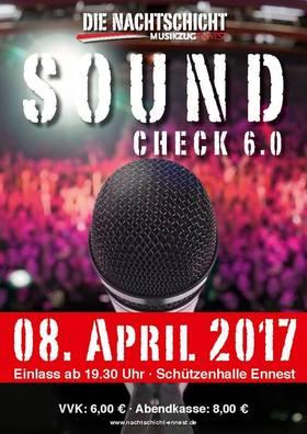 Bild: Soundcheck 6.0 - DIE NACHTSCHICHT kehrt zurück