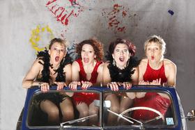 Bild: Schöne Mannheims - Musikkabarett mit vier stimmgewaltigen Powerfrauen
