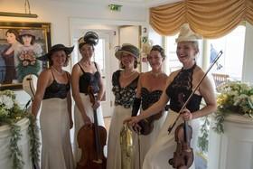 Bild: Dresdner Salondamen - Mit Musik geht alles besser