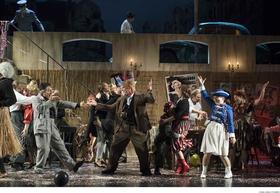 Bild: Otello darf nicht platzen - Premiere