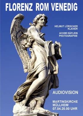 Bild: Florenz Rom Venedig - Audiovision