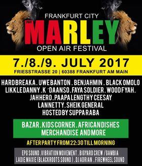 Bild: PAFF MARLEY FESTIVAL - 3 Tage Ticket - Open Air Fest - Reggae und Afro Music
