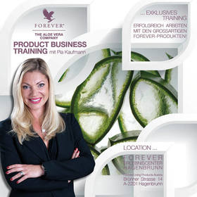 Bild: Product Business Training mit Pia Kaufmann - by Forever