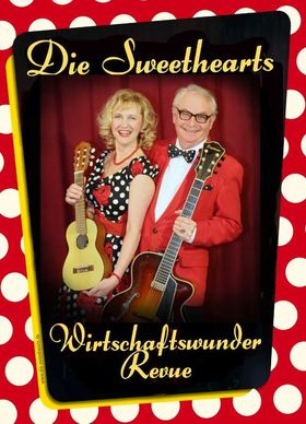 """Bild: Die Sweethearts """"Die Wirtschaftswunder-Revue"""" - Sketsche und Schlagerperlen der 50er Jahre – mit warmem Buffet"""