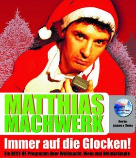 """Bild: Matthias Machwerk """"Immer auf die Glocken"""" - Weihnachtscomedy mit warmem Buffet"""