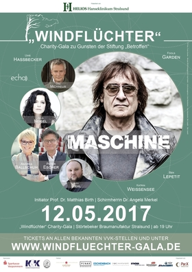 """Windflüchter"" Charity-Gala - zugunsten der Stiftung Betroffen"