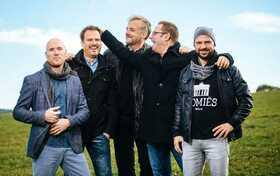 Bild: ALTE BEKANNTE - Los geht´s! - Infos, Termine, Tickets: www.altbekannte.band