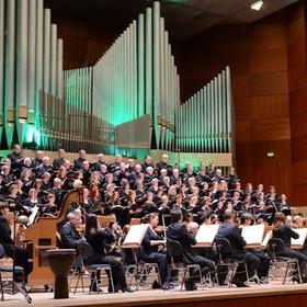 Bild: Johannes Brahms - Ein deutsches Requiem - Hans Schanderl, Im Traum gesungen (UA), Sinfonischer Liederzyklus