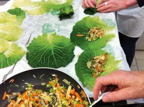 Bild: Mit allen Sinnen genießen – Ayurvedisch kochen - Ein ayurvedischer Kochkurs