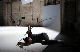 """Bild: Antje Velsinger - """"HAUS, KEIN HAUS""""  Im Rahmen von tanz nrw 17"""