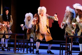 Bild: Der Bettelstudent - Operette in drei Akten