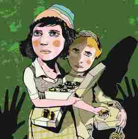 Bild: Hänsel und Gretel - Märchenspiel in drei Bildern von Engelbert Humperdinck
