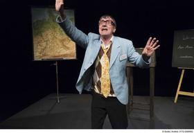 Bild: Warum Heinz mit Erhardt lacht - Theater Krefeld und Mönchengladbach