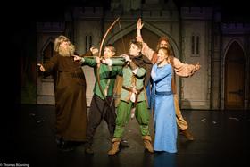 Bild: Robin Hood Jr. - Das Abenteuer-Musical - im Rahmen der 9. Weißenfelser Theatertage
