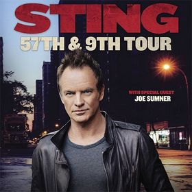 Bild: Sting - Special Guest: Joe Sumner