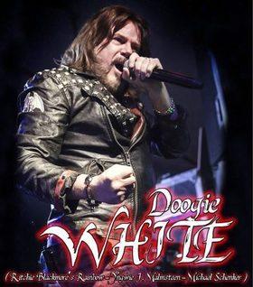 Bild: Doogie White & The White Noise