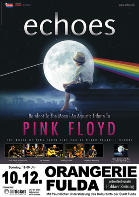 "Bild: Echoes - ""Barefoot to the Moon"" - An acoustic Tribute to Pink Floyd"