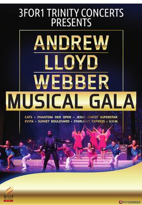 Bild: Die große Andrew Lloyd Webber Gala - mit großem Orchester