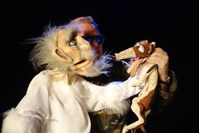 Bild: Babylon (Stuffed Puppet Theatre) - in englischer Sprache