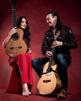 "Lulo Reinhardt & Yuliya Lonskaya - Gypsy meets Classic ""Glücksmomente"" (Konzert)"