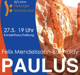 Bild: Jubiläumskonzert 50 Jahre Kammerchor