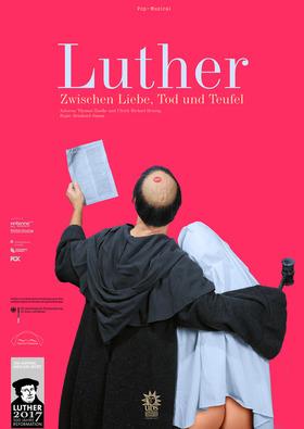 Bild: Luther - Zwischen Liebe, Tod und Teufel - Odertal-Festspiele Open Air