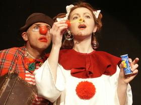 Bild: Der Clown & die Tänzerin - MitSpielTheater