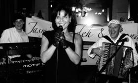 Bild: Jasmine Zadeh & Band - Französische und deutsche Chansons