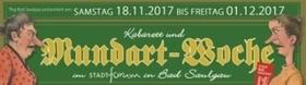 Bild: Bernhard Bitterwolf mit HeiliXblechle und Saitencocktails -