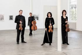 Holzhausenkonzerte - Streichquartetttage - Konzert mit dem Minguet Quartett