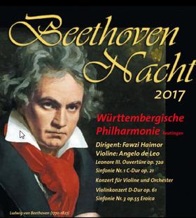 Bild: Beethoven Nacht
