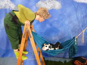 Bild: Lieselotte macht Urlaub - Artisjok-Theater