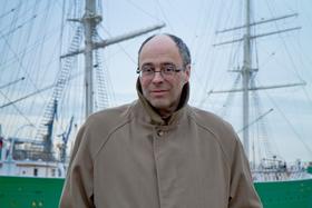 Michael Kleeberg - Frankfurter Poetikvorlesungen Abschlusslesung